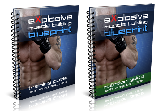 Explosive muscle building blueprint powerdojo explosive muscle building blueprint malvernweather Images