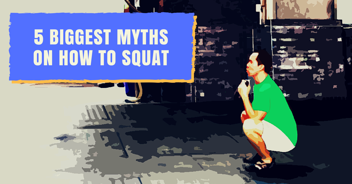 5 Biggest Myths On How to Squat — powerDOJO