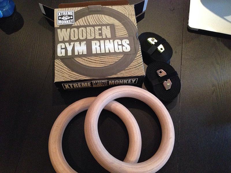 gym-rings