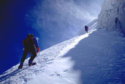 High Altitude Training