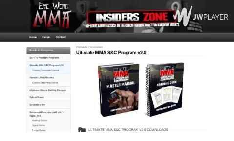 Ultimate MMA S&C [Special Kyoudai Discount] — powerDOJO