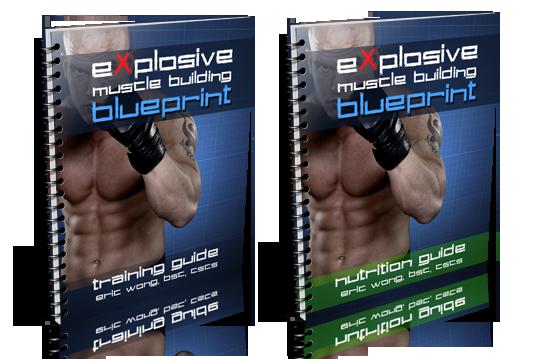 Explosive muscle building blueprint powerdojo explosive muscle building blueprint malvernweather Choice Image
