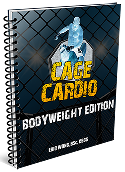 CAGE Cardio Bodyweight